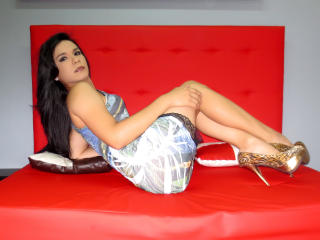 Picture of the sexy profile of AlessandraVIP, for a very hot webcam live show !