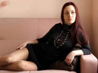 Picture of the sexy profile of AlexaStevens, for a very hot webcam live show !