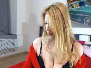 Picture of the sexy profile of AliciaJons, for a very hot webcam live show !