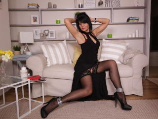 Photo de profil sexy du modèle AlishaKitty, pour un live show webcam très hot !