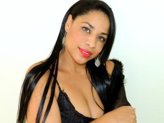 Picture of the sexy profile of AlishaQueen, for a very hot webcam live show !