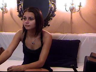Picture of the sexy profile of Alizeee, for a very hot webcam live show !