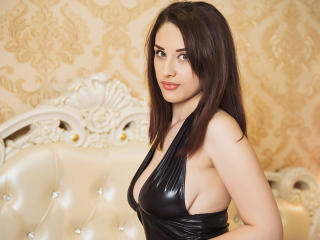 Picture of the sexy profile of AmberMillerX, for a very hot webcam live show !