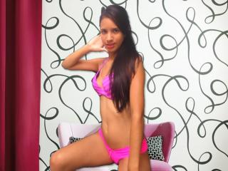 Photo de profil sexy du modèle AnaisChaude, pour un live show webcam très hot !