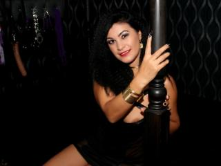 Sexet profilfoto af model AneliceSwitch, til meget hot live show webcam!
