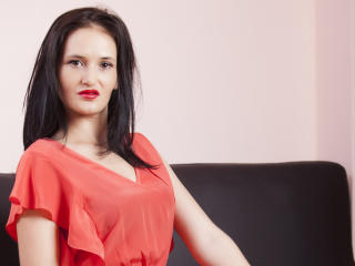 Picture of the sexy profile of AngedeDeesse, for a very hot webcam live show !