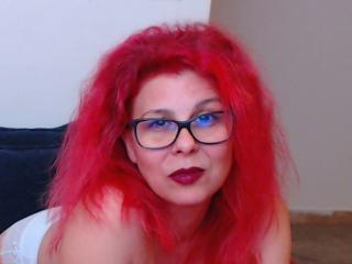 Photo de profil sexy du modèle AngelAnca, pour un live show webcam très hot !