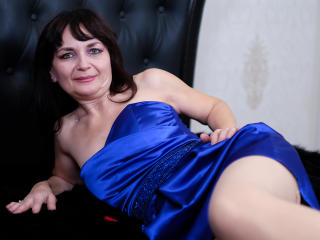 Picture of the sexy profile of AngieGreen, for a very hot webcam live show !