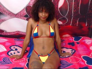 Photo de profil sexy du modèle BlackHotHornyX, pour un live show webcam très hot !
