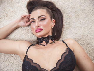 Picture of the sexy profile of BustyAdele, for a very hot webcam live show !