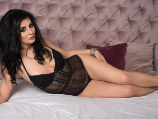 Picture of the sexy profile of CarinaDiaz, for a very hot webcam live show !