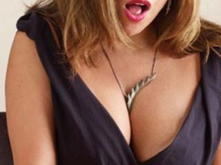 Sexet profilfoto af model ChaudeFontainneX, til meget hot live show webcam!