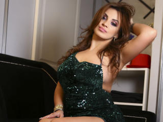 Photo de profil sexy du modèle DashingFoxyX, pour un live show webcam très hot !