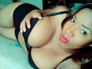 Photo de profil sexy du modèle DayanaForSex, pour un live show webcam très hot !