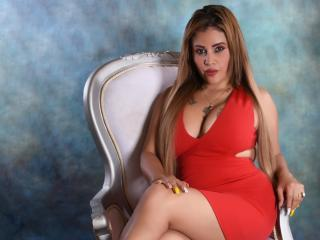 Picture of the sexy profile of DeepAnalX, for a very hot webcam live show !