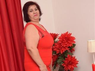 Picture of the sexy profile of DivineJannine, for a very hot webcam live show !