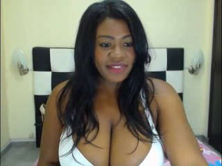 Picture of the sexy profile of EbonyDoll69, for a very hot webcam live show !