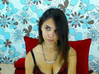 Picture of the sexy profile of ElizabethPalm, for a very hot webcam live show !