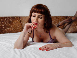 Photo de profil sexy du modèle EvelinaX, pour un live show webcam très hot !