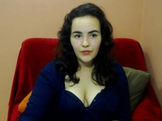 Picture of the sexy profile of FloricaBB, for a very hot webcam live show !