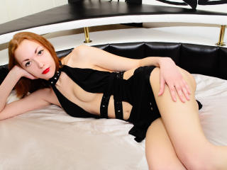Picture of the sexy profile of FruityLucy, for a very hot webcam live show !