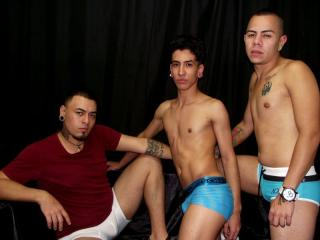 Picture of the sexy profile of GayOrgy69, for a very hot webcam live show !