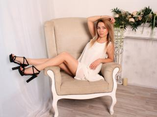 Photo de profil sexy du modèle HotFairy, pour un live show webcam très hot !