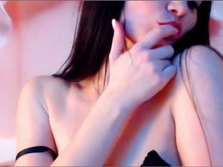 Picture of the sexy profile of KisCoquineAnna, for a very hot webcam live show !
