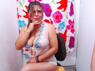 Photo de profil sexy du modèle LatinaSexyHott, pour un live show webcam très hot !