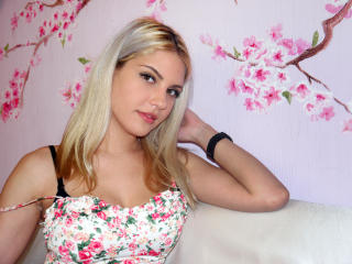 Picture of the sexy profile of LetisiaGoldy, for a very hot webcam live show !