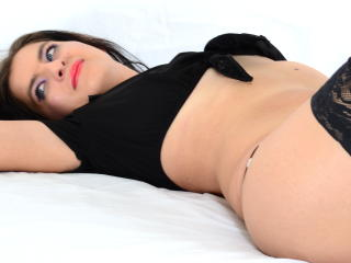 Picture of the sexy profile of LovelyNickyX, for a very hot webcam live show !