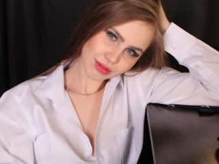 Picture of the sexy profile of LovelyNightt, for a very hot webcam live show !