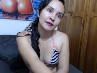 Picture of the sexy profile of LuciaSensuale, for a very hot webcam live show !