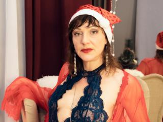 Photo de profil sexy du modèle LuxuryChickX, pour un live show webcam très hot !