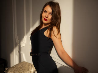 Picture of the sexy profile of Marsala, for a very hot webcam live show !