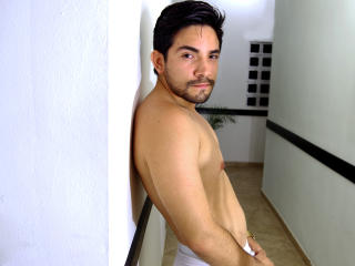 Picture of the sexy profile of MarvynGate, for a very hot webcam live show !