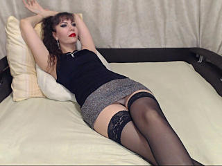 Picture of the sexy profile of Nioleena, for a very hot webcam live show !