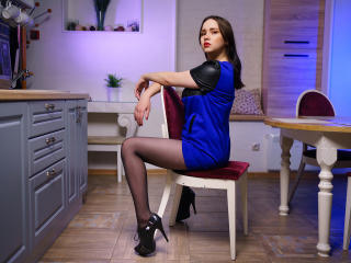 Picture of the sexy profile of ReginaFoxie, for a very hot webcam live show !