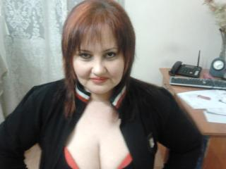 Picture of the sexy profile of SandraKasandra, for a very hot webcam live show !
