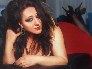 Photo de profil sexy du modèle SeductiveBustyBabe, pour un live show webcam très hot !