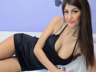 Picture of the sexy profile of SeductiveEva, for a very hot webcam live show !