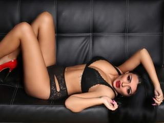 Picture of the sexy profile of SensualReina, for a very hot webcam live show !