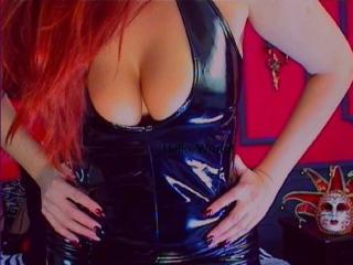 Picture of the sexy profile of SexGoddessMia, for a very hot webcam live show !