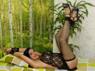 Picture of the sexy profile of SexTigresa, for a very hot webcam live show !