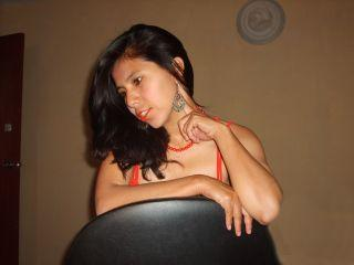 Picture of the sexy profile of Sexycarmen, for a very hot webcam live show !