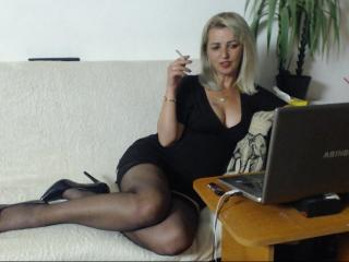 Photo de profil sexy du modèle SexyCoco, pour un live show webcam très hot !