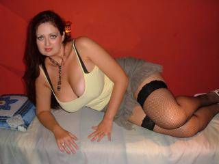 Photo de profil sexy du modèle SexySissi, pour un live show webcam très hot !
