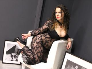 Photo de profil sexy du modèle SoniaLewis, pour un live show webcam très hot !