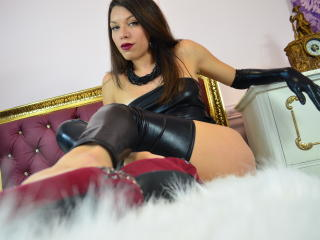 Picture of the sexy profile of SquirtQueenAlexa, for a very hot webcam live show !