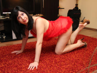Photo de profil sexy du modèle SweetMichele, pour un live show webcam très hot !